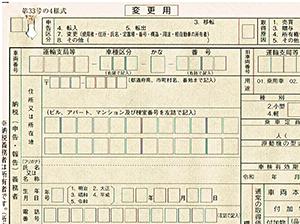 軽自動車税(環境性能割)申告書